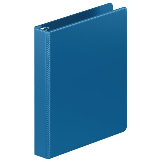 Wilson Jones® Heavy Duty D-Ring Binder with Extra Durable Hinge, 1""