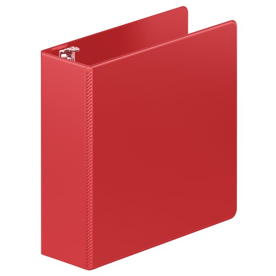 "Wilson Jones® Heavy Duty D-Ring Binder with Extra Durable Hinge, 3"","