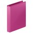 """Mead® Ultra Duty D-Ring View Binder with Extra Durable Hinge, 1"""", Pink"""