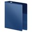 "Mead® Heavy Duty D-Ring View Binder with Extra Durable Hinge, 2"", Navy"