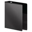 """Mead® Ultra Duty D-Ring View Binder with Extra Durable Hinge, 2"""", Black"""