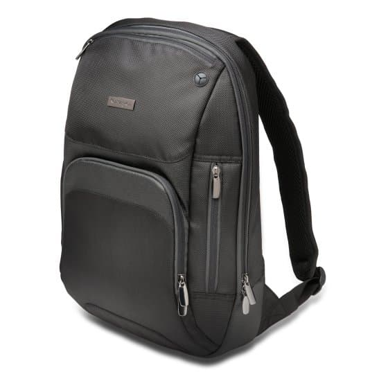 "Triple Trek™ Ultrabook™ Optimized Backpack - 14""/35.6cm - Black"