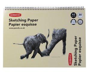 A3 Sketch Pad Landscape