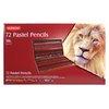 Pastel Pencils 72 Wooden Box