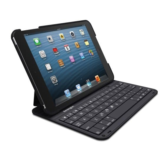 KeyFolio Thin™ Folio Keyboard for iPad mini™ 3/2/1