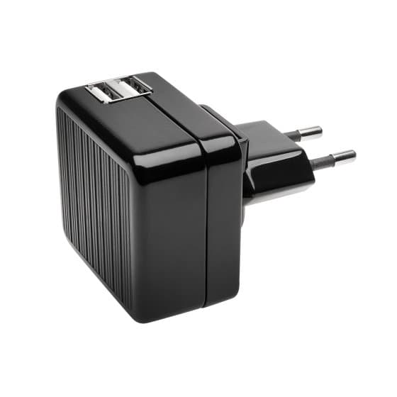 AbsolutePower™ 4.2 Dual Fast Charge Wall Charger for iPad, iPad Air & Tablets
