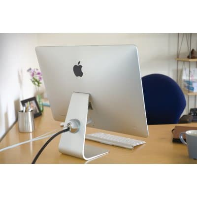 adjustable imac lock cable