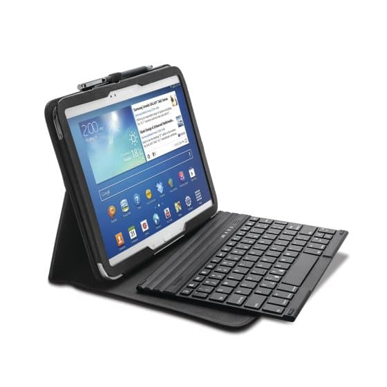 KeyFolio Pro™ - Folio with Keyboard for Samsung Galaxy Tab® 3 10.1