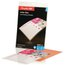 SelfSeal Self Adhesive Laminating Sheet Glossy Letter Size 3 Mil 2 Pack
