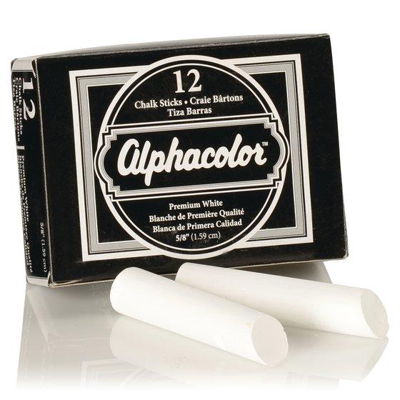 Alphacolor® Chalk Sticks