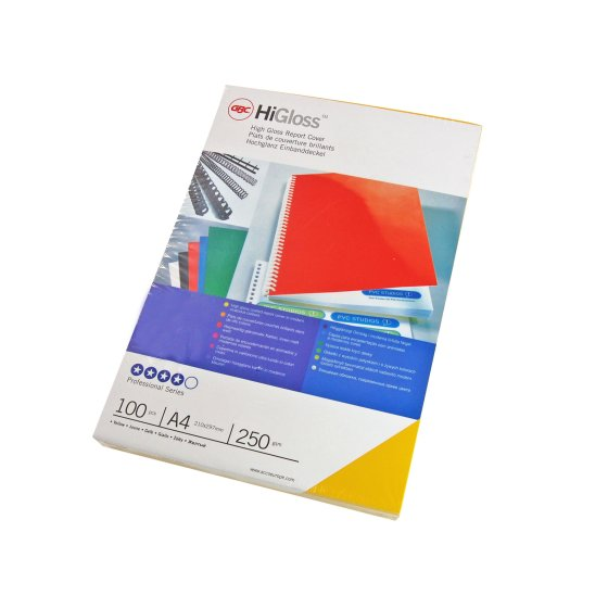 HiGloss Binding Covers