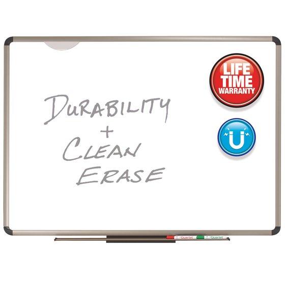 Quartet Prestige Plus DuraMax Porcelain Magnetic Dry-Erase Boards