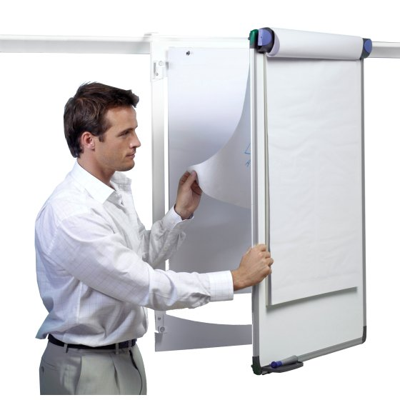 ProRail Flipchart Holder