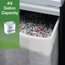 Swingline TAA Compliant CX22-44 Cross-Cut Commercial Shredder, Jam-Stopper, 22 Sheets, 20+ Users