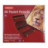 Pastel Pencils 48 Wooden Box