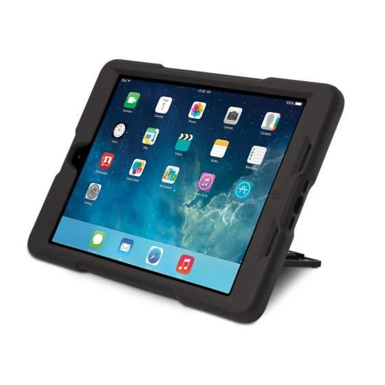 BlackBelt 2nd Degree Rugged Case for iPad Air™