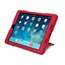 BlackBelt 2nd Degree Rugged Case for iPad Air — Red