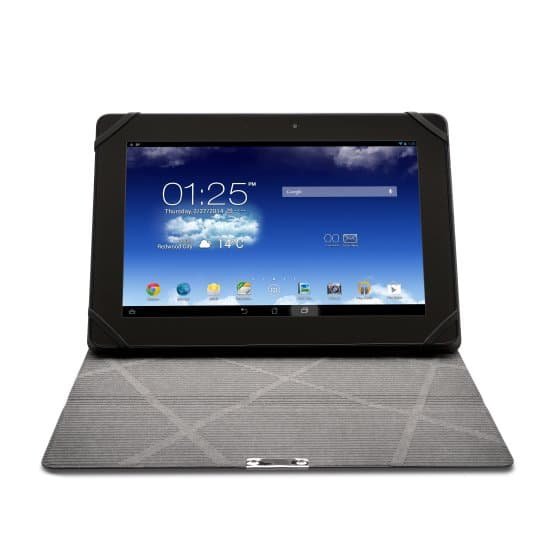 Comercio Fit™ Universelles Folio Case für 10-Zoll-Tablets