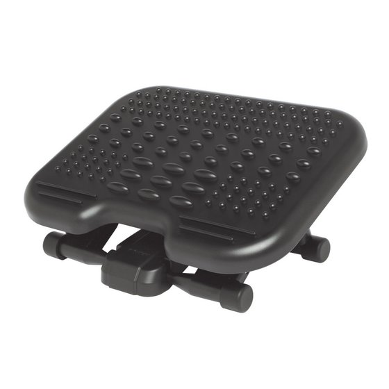 SoleMassage Footrest