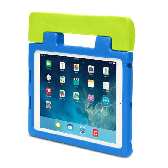 SafeGrip™ Rugged Carry Case & Stand for iPad Air®