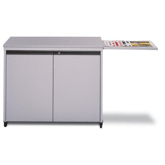 Locking Laminator-Supply Cabinet