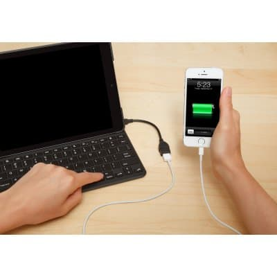 PowerLift™ Keyboard Battery Charger