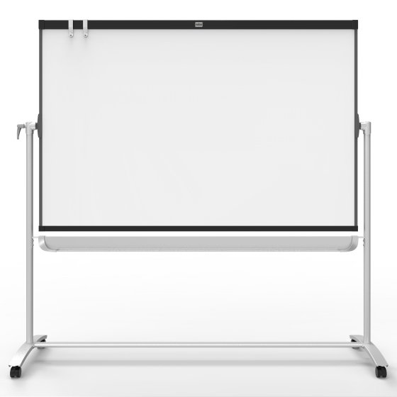 Tableau blanc mobile grand format Prestige 900x1200 mm