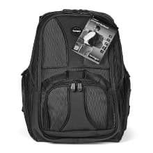 Contour™ 15.6'' Overnight Laptop Backpack- Black