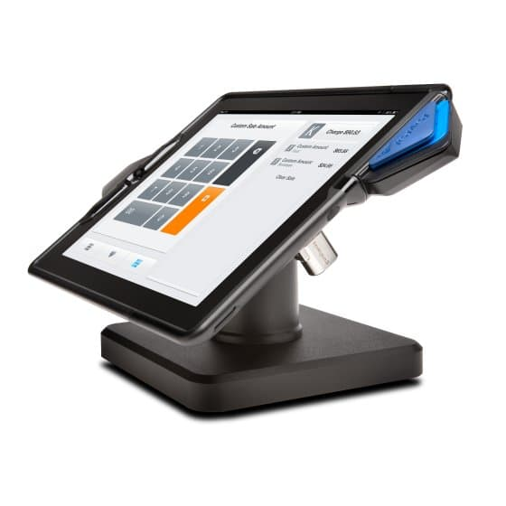 SecureBack™ POS Stand and Enclosure for iPad® 2/3/4