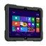 "BlackBelt™ 1st Degree Rugged Case for HP ElitePad 10"" — Black"