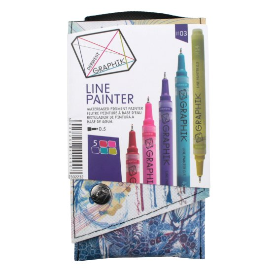 Graphik Line Painter Palette 3