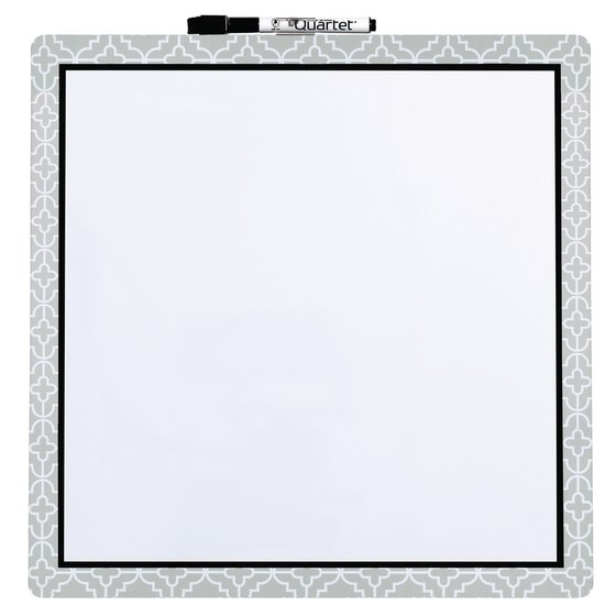Magnetic Dry Erase Fashion Board Aztec 360x360mm