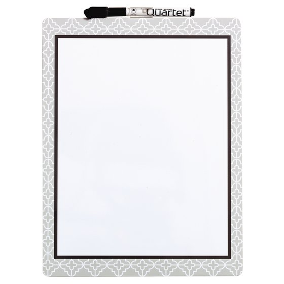 Magnetic Dry Erase Fashion Board Aztec 230x280mm