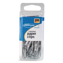 ACCO® Paper Clips, Standard Size, 200/Pack