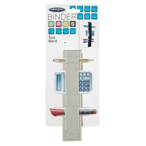 Wilson Jones® Binder Tool Band, Fits 3-Ring Binders