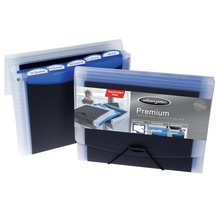 "Wilson Jones® Professional Horizontal Filer, 12"" x 9 1/2"", Black"
