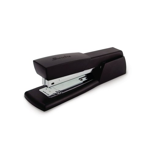 Swingline® Light Duty Desk Stapler, 20 Sheets, Black