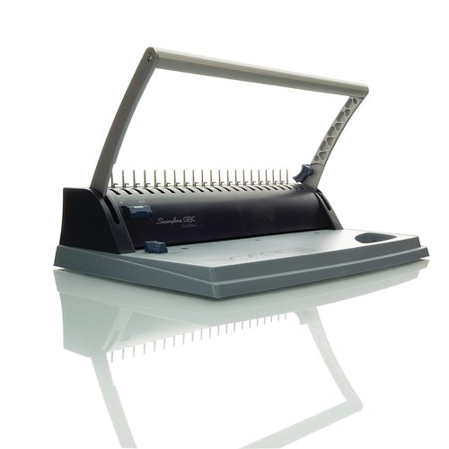 Swingline GBC BindMate Personal CombBind System, Binds 160 Sheets, Punches 9 Sheets