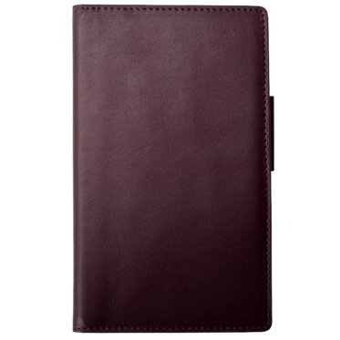 Verona Leather Wallet - Open