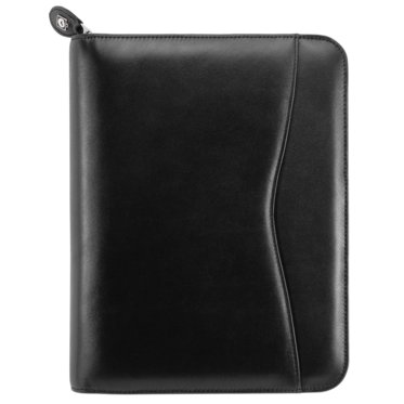 Verona Leather Binders & Wallets - Zippered
