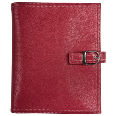Malibu Leather Binders & Wallets - Snap Tab