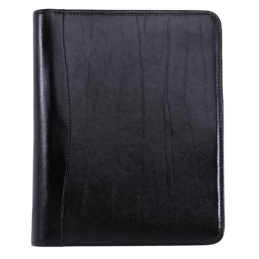 Western Coach Leather Binders & Wallets - Open