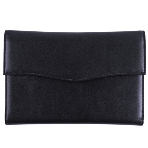 Verona Leather Clutch Wallet