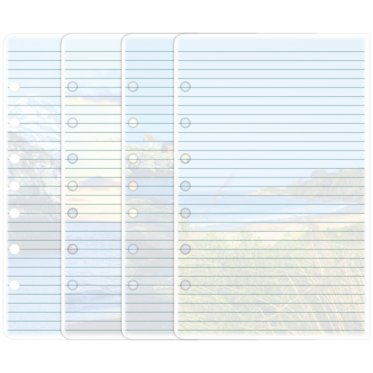 Desk size - Coastlines Note Pads