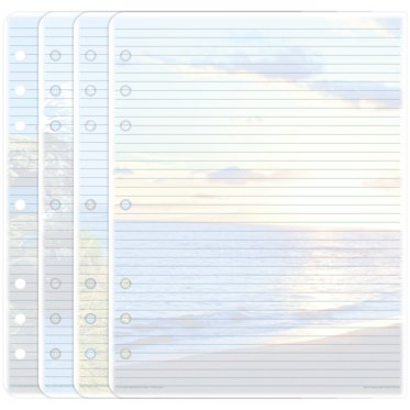Folio size - Coastlines Note Pads