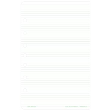 Narrow Lined Note Pads