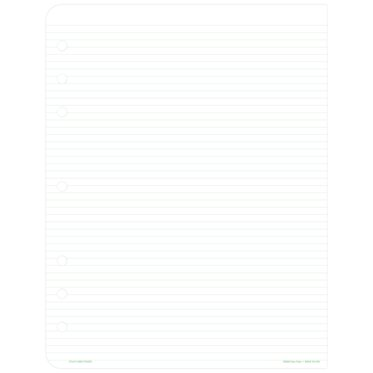 Folio size - Lined Note Pads
