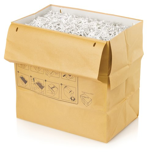 Swingline® 19 Gallon Recyclable Paper Shredder Bags, For Departmental Shredders, 5/Pack