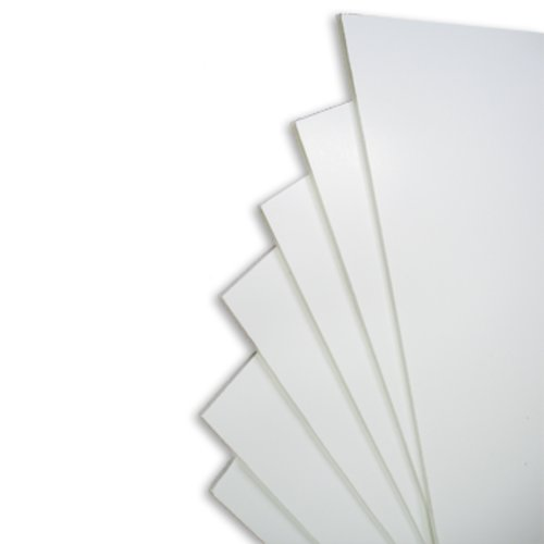 "3/16"" Uncoated Foam Mounting Board, 24"" x 36"", 25 boards"
