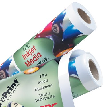 "3 Mil SurePrint® Direct Select Gloss 54"" x 150', 2"" Core Diameter"